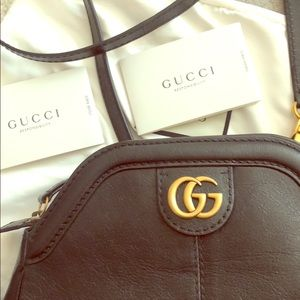 Brand New Gucci Re(Belle) small tote bag
